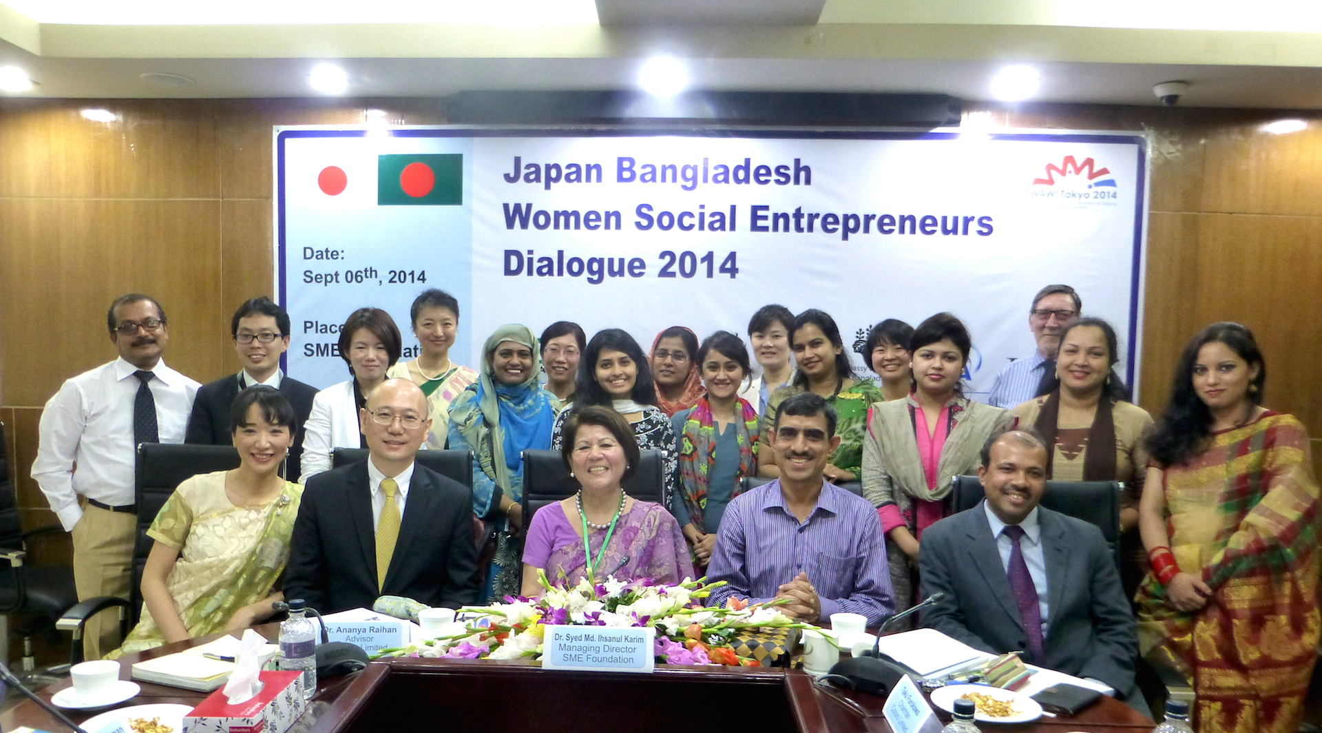 women entrepreneurship in case of bangladesh Women entrepreneurship has been playing a pivotal role in terms of economic   in bangladesh women entrepreneur have come a long way in  programme: a  case study from bangladesh, journal social science,5(3), pp.
